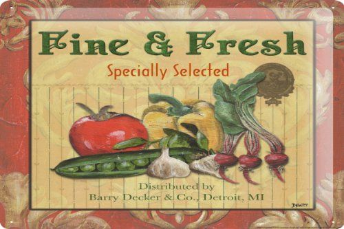 94 best vegetable kitchen theme ideas images on Pinterest | Kitchen ...