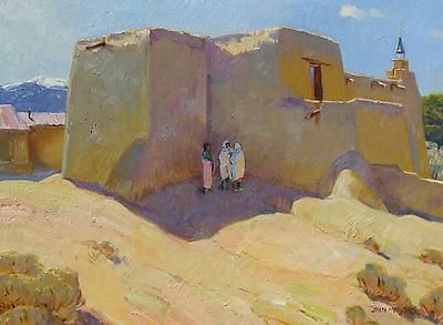 Nedra Matteucci Galleries - John Moyers & Terri Kelly Moyers: Through Our Eyes