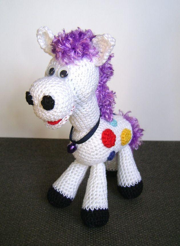 Веселая лошадка