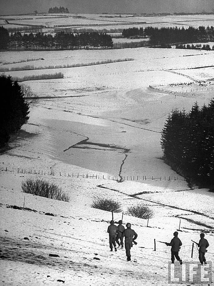 A history of the ardennes offensive in world war ii