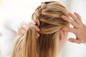 Französischer Zopf ist leicht zu flechten #hidrataçãodecafé #Easyhairstyles - Easy hairstyles - #Easy #Easyhairstyles