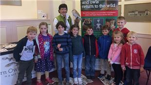 Alresford town centre goes wild for half term! Over 200 families took part in the first ever 'Wildlife Week'.   http://www.winchester.gov.uk/news/2017/mar/alresford-town-centre-goes-wild-half-term/