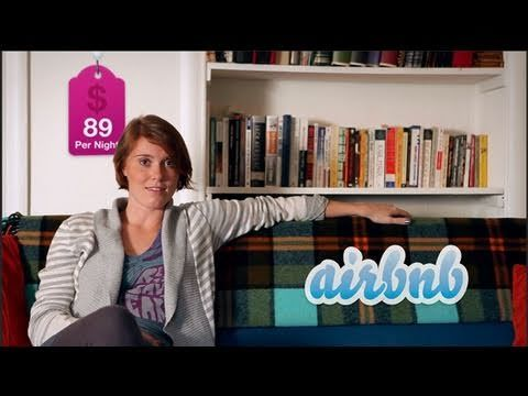 How To Airbnb - YouTube