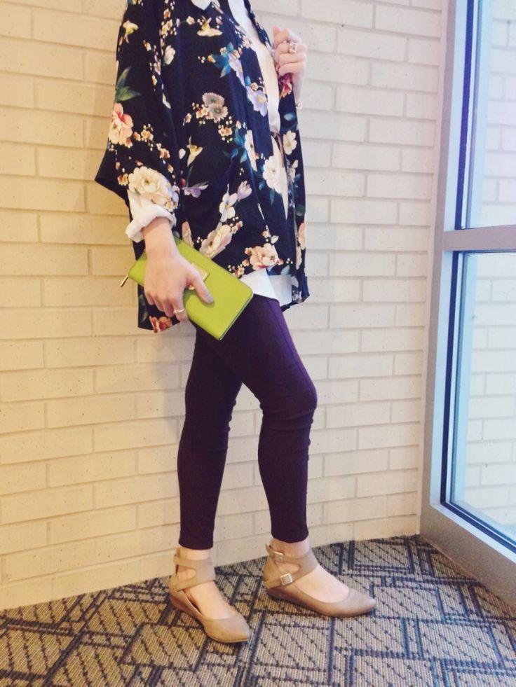 wear to work kimono