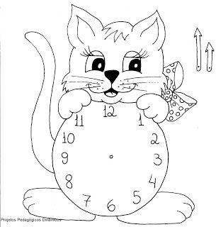 Oieeeee! Achei este idéia da Lidinea! Um relógio do tempo super diferente pra sua sala de aula que tal? Pra quem pediu os moldes, aí está. Clique para ampliar! Créditos dos moldes para PPP. Se mais alguém quiser, deixe um recado que eu posto outras idéias de relógio do tempo, ok? Beijos! VEJA TAMBÉM: Imagens …