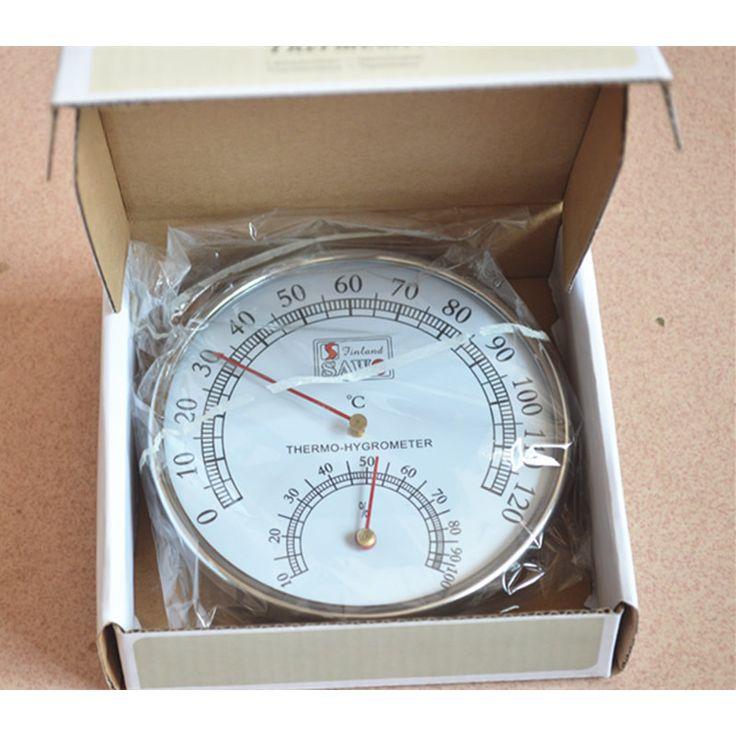 $9.83 (Buy here: https://alitems.com/g/1e8d114494ebda23ff8b16525dc3e8/?i=5&ulp=https%3A%2F%2Fwww.aliexpress.com%2Fitem%2FSauna-accessories-stainless-steel-and-plastic-Temperature-and-humidity-thermometer%2F32647338087.html ) Sauna accessories stainless steel and plastic Temperature and humidity thermometer for just $9.83