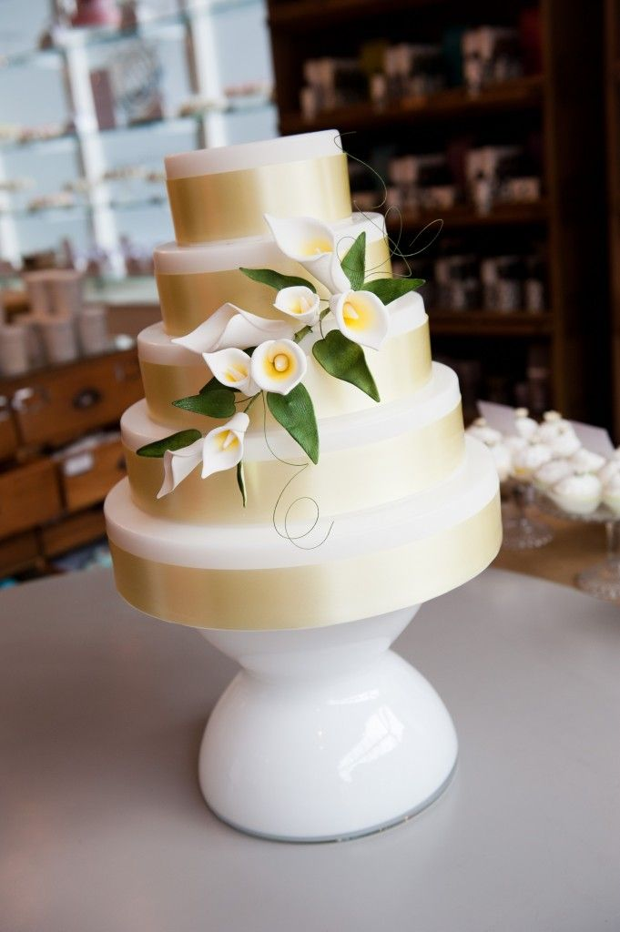 Yorkshire Soap Company Wedding Cake
