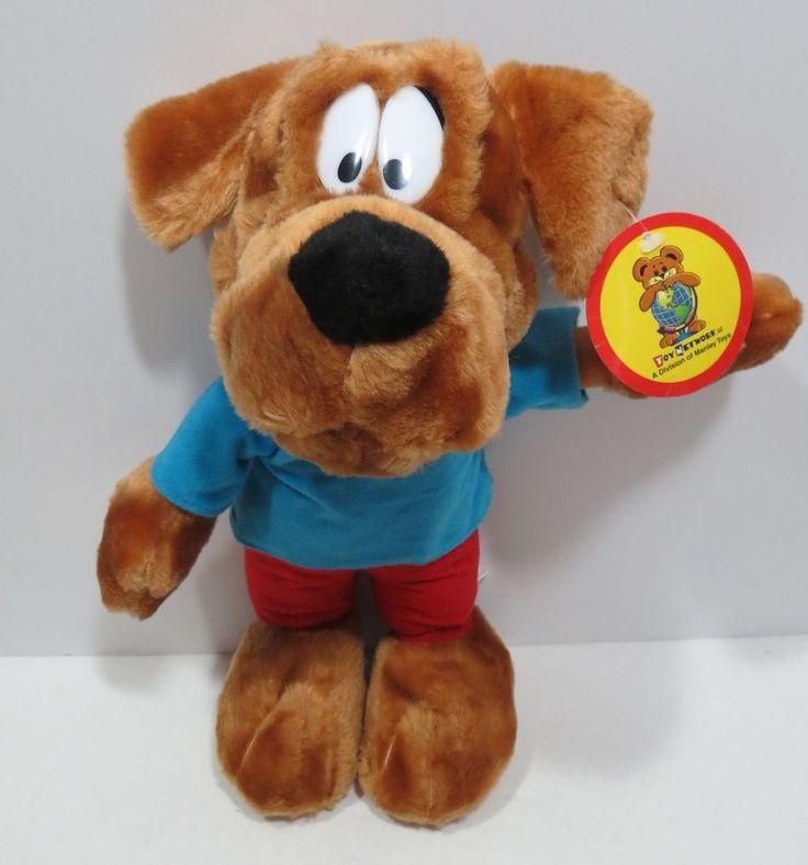 "Scooby-Doo Cartoon Network Plush Toy Stuffed Animal 16"" Collectible  | eBay"