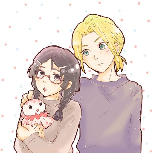 princess jellyfish-yep I am hooked right now on this cute show