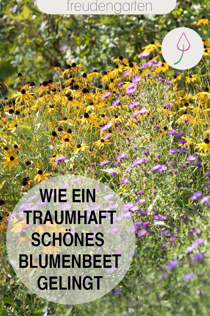 Blumenbeet anlegen