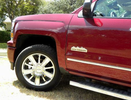 Silverado High Country new premium level in Chevy pickup line  Read about it http://www.examiner.com/article/silverado-high-country-new-premium-level-chevy-pickup-line