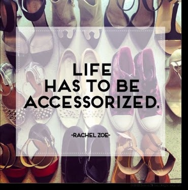 A girl can never have too many. #Accesories #Shoes #WordsOfWisdom