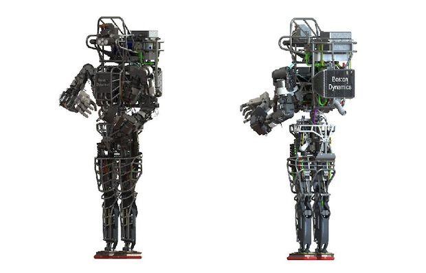 米・国防高等研究計画局(DARPA)によって公開された、ヒューマノイドロボットAtlas。その容姿や動きは、まるでSF映画に登場するロボットのように未来的だ。