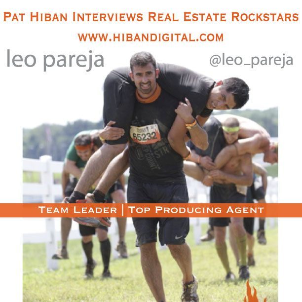 Leo Pareja and his award winning team have sold more than 500 million in residential Real Estate sales during his career. In 2010 he was ranked the #1 Keller Williams Agent in the United States and Canada, that however didn't equate to the best net income... #realestate #podcast #pathiban #hibandigital #hibangroup #HIBAN #realestatesales #realestateagent #realestateagents #selling #sales #sell #salespeople #salesperson #dianecardano