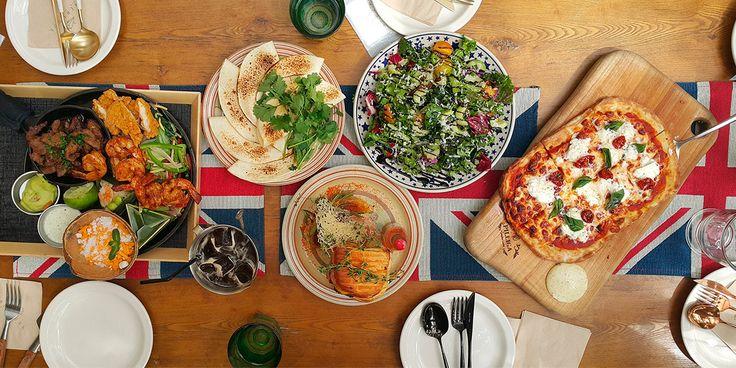 Vacaciones 2016: destinos gastronómicos