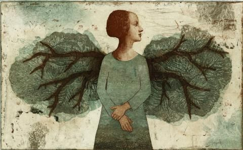 Piia Lehti: Siivet kantaa / Wings Keep You in the Air, 2012