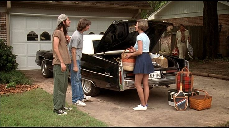 Dazed and Confused- 70s in the 90s