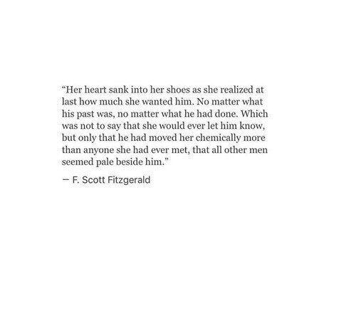 - Ее сердце ушло в пятки, когда она поняла, наконец, как она долго она желала его. Не имеет значения, что он сделал в прошлом и настоящем. Он был тем, кто ничего не говоря, даже не позволив понять, подверг её такому химическому превращению, которое не удалось никому сделать из тех, кого она встречала. Поэтому все мужчины казались бледными пятнами на его фоне.