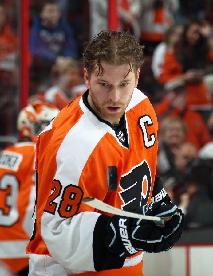 Claude Giroux - Philadelphia Flyers