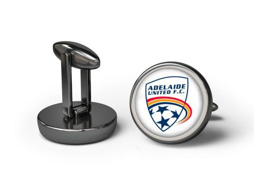 Adelaide United FC Cufflinks 1