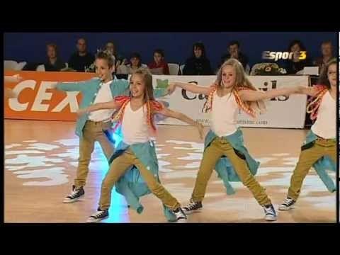 Hip Hop Sport3, Minilittles Quality 1ºs. Infantil Cpt. hip hop ThatsFly Dance Cambrils 2012 - YouTube