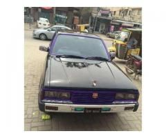 Fully Modified Toyota Car Model 1982 New Engine For Sale In Sargodha