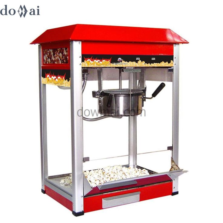 new popcorn machine