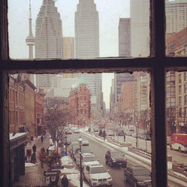 Where: St. Lawrence Market, Toronto
