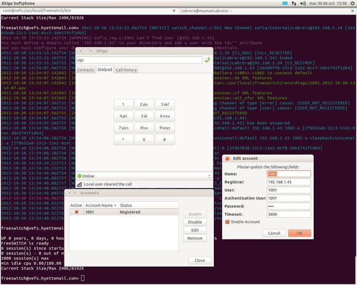 videoJuegos y Open Source: Instalando FreeSwitch en Centos 6.3 paso a paso