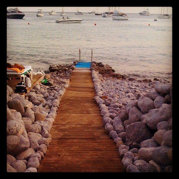 """@lost_in_summer's photo: """"Blue Marlin daze... #eivissa #summermemories"""""""