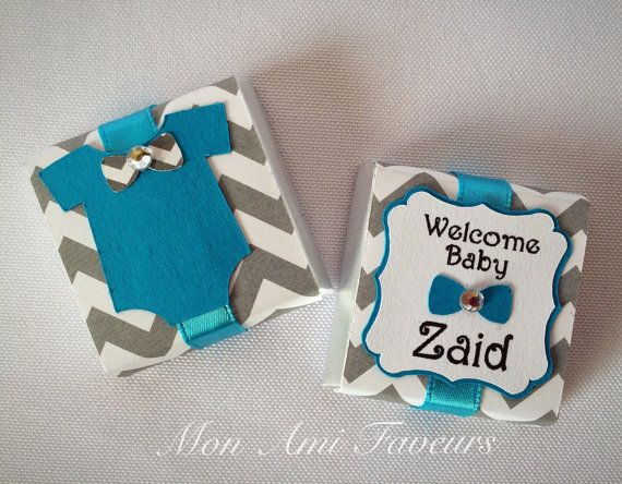 little man mustache baby shower favors set 25 by