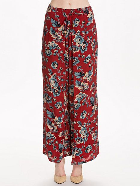 Mocked Pants