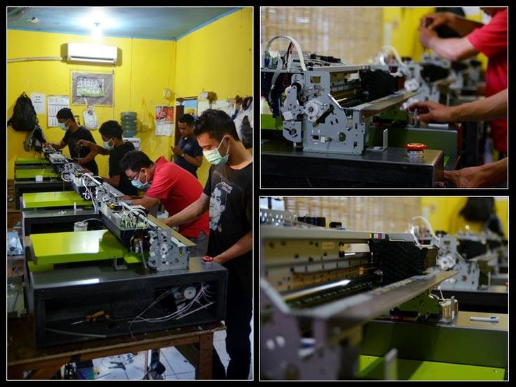 Supplier Printer DTG Indonesia. Kunjungi Bengkel-Print.com Tersedia Printer DTG A4 dan Printer DTG A3.  http://bengkel-print.com/blog/supplier-printer-dtg-indonesia/