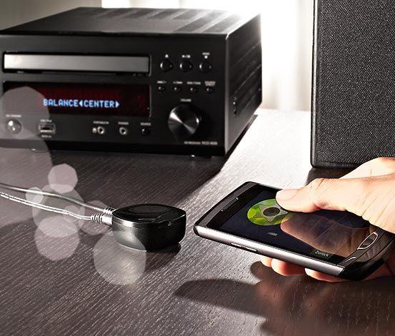 Odbiornik muzyczny Bluetooth® #tchibo