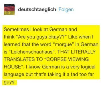 17 Gründe, warum Deutsch die einzige Sprache ist, die Sie wirklich lernen sollten