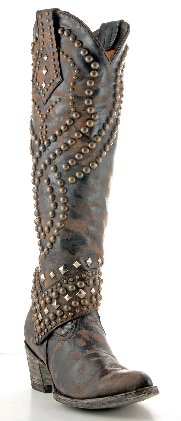 Womens Old Gringo Belinda Boots Chocolate Style L903-8 | Old Gringo | Allens Boots