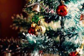 Karácsonyfa, Díszítő Elemek, Karácsony