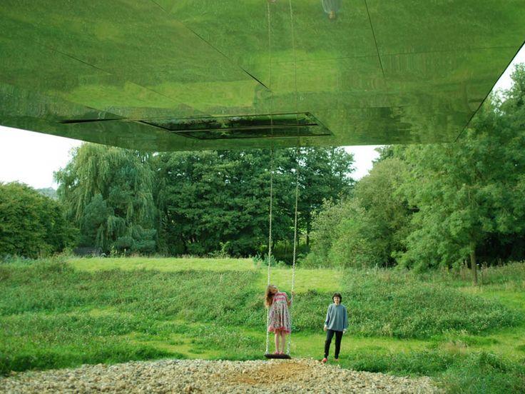 The Balancing Barn by MVRDV
