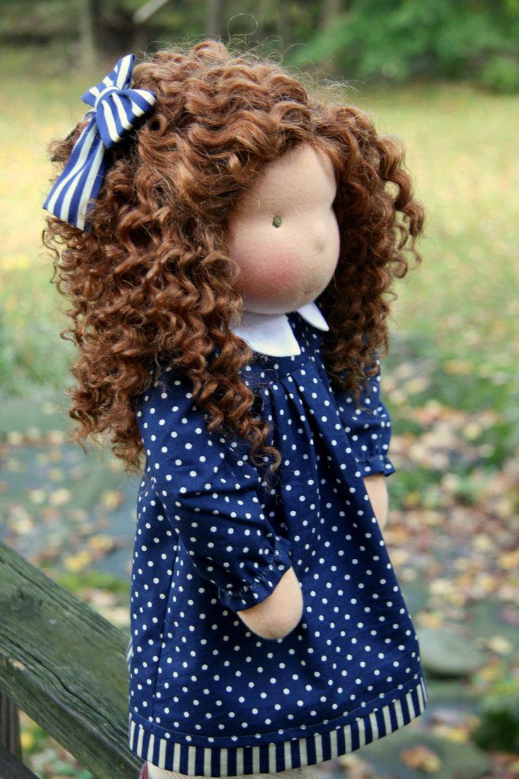 Petit Gosset Handmade Doll 19 inch - Juliette -