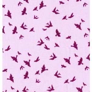 Michael Miller - Flight Iris - cotton fabric