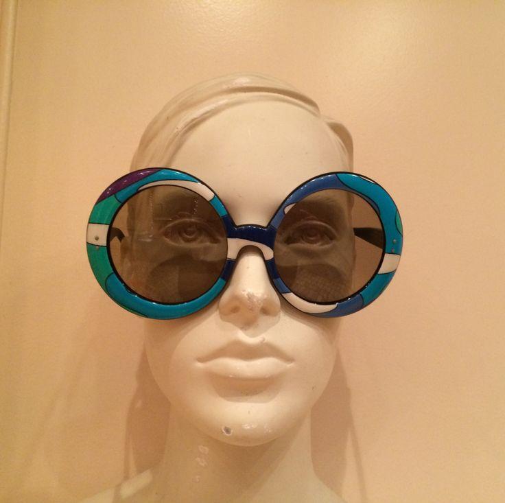 Occhiali da sole oversize Cat Eye vintage da donna  IE