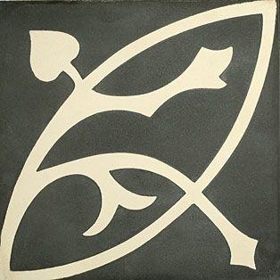 webshop -> portugese-tegels -> VN Oval Negra S800 - Designtegels