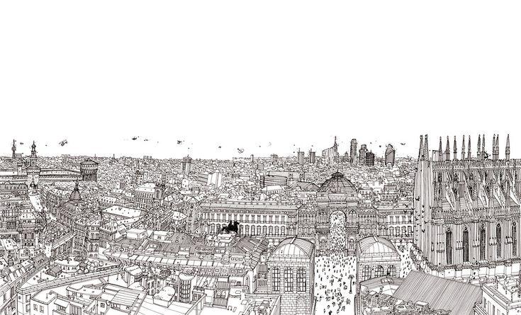I am Milan: Panorama