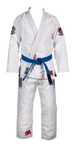 Shoyoroll Brand Limited Edition Super Lite White BJJ Kimono (A5 ONLY)