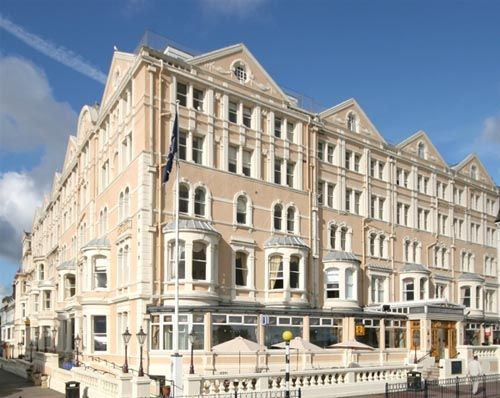 The Imperial Hotel Llandudno - Wales they do a very nice Pimms here