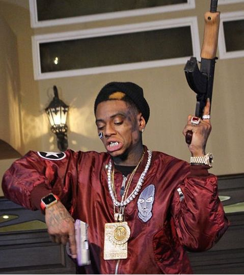 Soulja Boy arrested after flashing guns and threatening people on Instagram