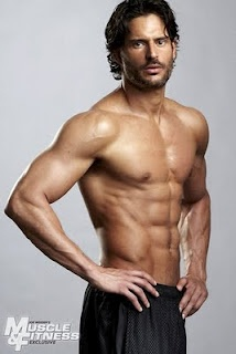 Joe Maganiello!! .. idc, he will always be Owen the bartender (#OTH) before True Blood's Alcide XD <3