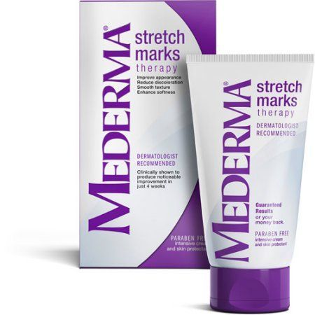 Mederma Stretch Marks Therapy, 150g, Multicolor