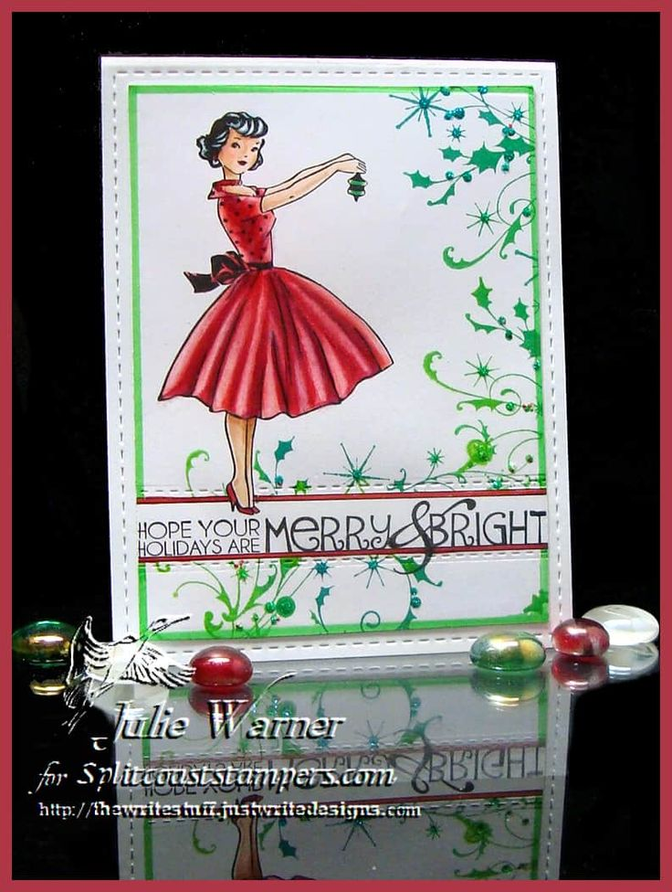 The Write Stuff | Merry and Bright | http://thewritestuff.justwritedesigns.com