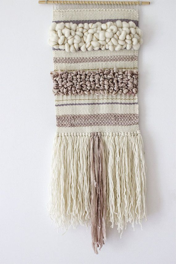 Woven Tapestry Wall Hangings 45 best wall hangings | weaving |weavingmystory images on